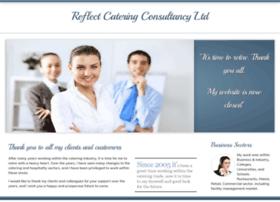 reflectcateringconsultancy.co.uk
