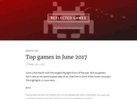 reflectedgames.com