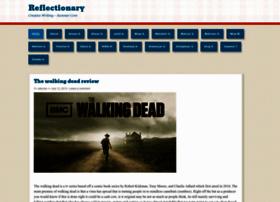 reflectionary2013.wordpress.com