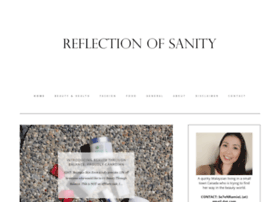 reflectionofsanity.com