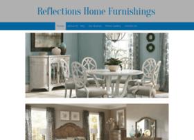 reflectionshomefurnishings.com