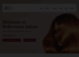 reflectionssalon.co.uk