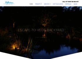 reflectionswatergardens.com