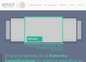 reformaeducativa.sep.gob.mx