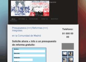 reformasintegralesmadrid.org
