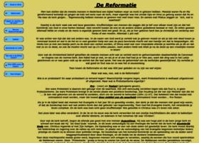 reformatie.6te.net