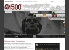 reformation500.csl.edu
