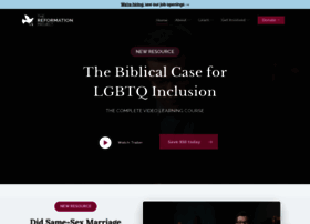 reformationproject.org
