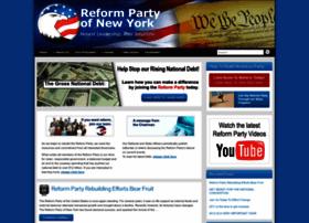 reformpartyny.org