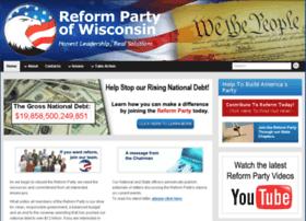 reformpartywi.net