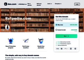 refpedia.com