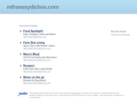 refranesydichos.com