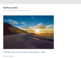 refrescante.com.br