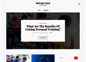 refreshsoul.com