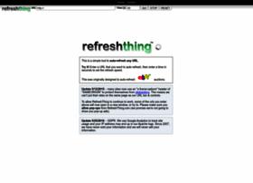 refreshthing.com