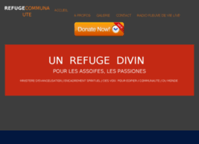 refugecommunaute.com