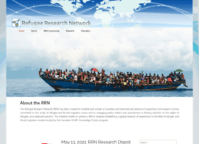refugeeresearch.net