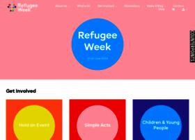 refugeeweek.org.uk