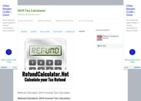 refundcalculator.net