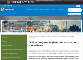 reg-e.annapolis.gov