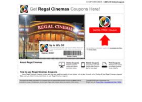 regalcinemas.couponrocker.com