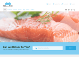 regalfish.co.uk