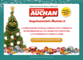 regaliaziendali.auchan.it