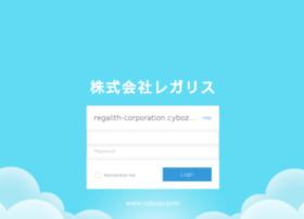 regalith-corporation.cybozu.com
