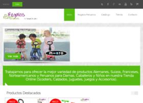regalosperuanos.com