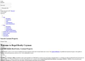 regalrealtycayman.com