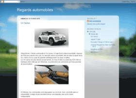 regardsautomobiles.blogspot.fr