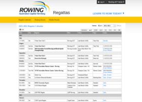 regattas.rowingact.org.au