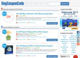 regcouponcode.com