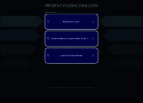 regencycashloan.com