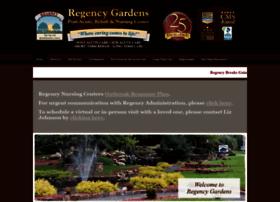 regencygardensnursing.com