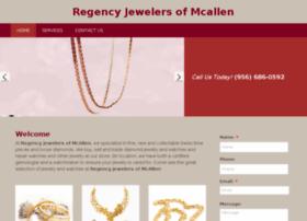 regencyjewelersmcallen.com