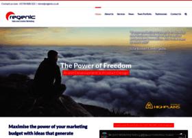 regenic.co.uk