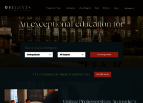 regents.ac.uk