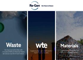 regenwaste.com