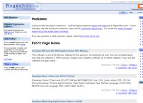 regexadvice.com
