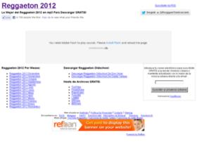 reggaeton2012.com