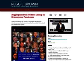 Reggiebrownobamaimpersonator.com