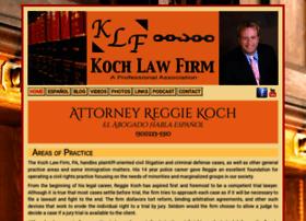reggiekoch.com