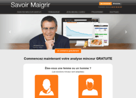 regime-savoir-maigrir.fr