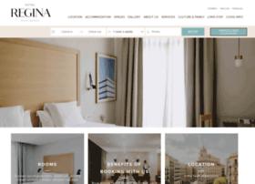 reginahotel.com