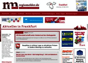 regiomelder-frankfurt.de