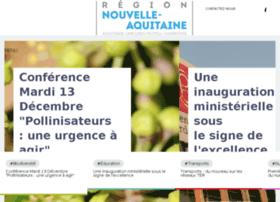 region.aquitaine.fr