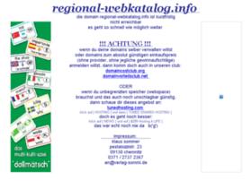 regional-webkatalog.info