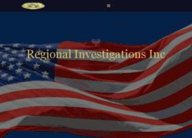 regionalinvestigations.com