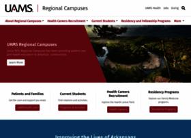 regionalprograms.uams.edu